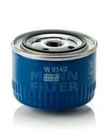 Масляный фильтр MANN-FILTER W 914/2
