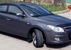 Дефлекторы окон для Hyundai i30 FD '07-12, универсал (Auto Сlover)
