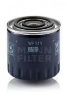 Масляный фильтр MANN-FILTER WP 914