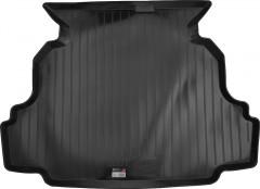 Коврик в багажник для Geely Emgrand EC7 '11- седан, резиновый (Lada Locker)