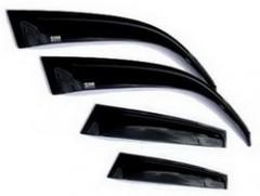 Дефлекторы окон для Chevrolet Captiva '06- (Auto Сlover)
