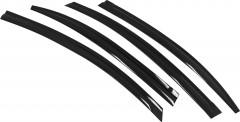Дефлекторы окон для Chevrolet Evanda '03-06 (Auto Сlover)