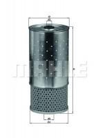 Масляный фильтр KNECHT OX 78D1