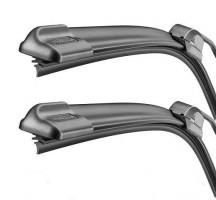 Щётки стеклоочистителя бескаркасные Bosch AeroTwin 725 и 625 мм. (к-кт) A 641 S