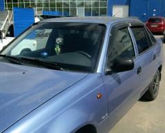 Дефлекторы окон для Daewoo Nexia '95- (Auto Сlover)