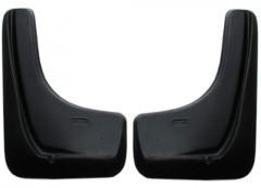 Брызговики задние для Honda Civic '06-12 хэтчбек (Nor-Plast)