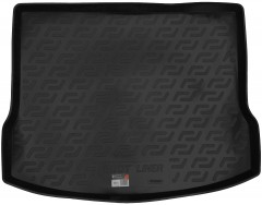 Коврик в багажник для Mazda 3 '14- хетчбэк, резиновый (Lada Locker)