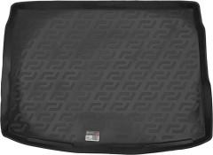 Коврик в багажник для Nissan Qashqai '14-, резиновый (Lada Locker)