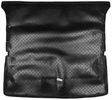 Коврик в багажник для Infiniti QX80 '11-, резино/пластиковый (NorPlast) черный