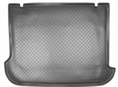 Коврик в багажник для Opel Combo '01-12, полиуретановый (NorPlast) черный