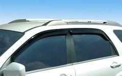 Дефлекторы окон для Hyundai Santa Fe '10-12 CM (Auto Сlover)