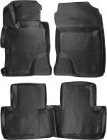 Коврики в салон для Honda Civic 4D '12-17 полиуретановые (L.Locker)
