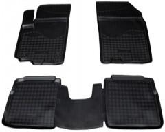 Коврики в салон для Suzuki SX4 '13- полиуретановые (Nor-Plast)