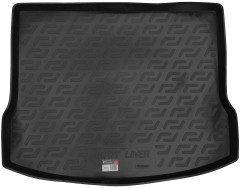 Коврик в багажник для Mazda 3 '14- хетчбэк, резино/пластиковый (Lada Locker)