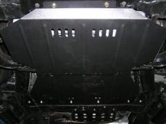Кольчуга Защита двигателя для Infiniti QX56 '04-10, V-5,6, АКПП (Кольчуга)
