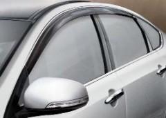 Дефлекторы окон для Nissan Teana '08- (Auto Сlover)