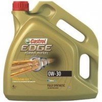 Castrol EDGE Turbo Diesel 0W-30 (4л)