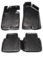 Коврики в салон для Hyundai ix-35 '10-15 полиуретановые (L.Locker)