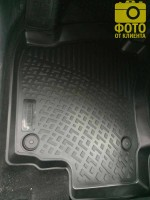 Фото 15 - Коврики в салон для Skoda Octavia A5 '05-13 полиуретановые (L.Locker)