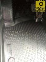 Фото 16 - Коврики в салон для Skoda Octavia A5 '05-13 полиуретановые (L.Locker)