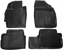 Коврики в салон для Toyota Corolla '07-12 полиуретановые (L.Locker)