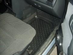 Фото 6 - Коврики в салон для Lada (Ваз) 2110-12 полиуретановые, черные (L.Locker)