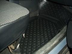 Фото 7 - Коврики в салон для Lada (Ваз) 2110-12 полиуретановые, черные (L.Locker)