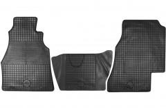 Комплект резиновых ковров Mercedes SPRINTER '97-'06 grey> Gz/Dom