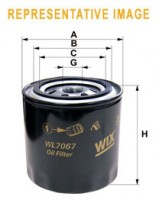 Масляный фильтр Wix 92097E