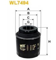 Масляный фильтр Wix WL7494