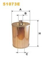 Масляный фильтр Wix 51073E