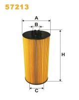 Масляный фильтр Wix 57213