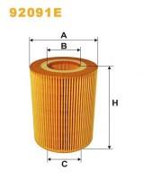 Масляный фильтр Wix 92091E