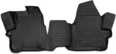 Novline Коврики 3D в салон для Ford Transit 2T '14- полиуретановые (Novline)