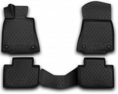 Коврики в салон для Lexus IS '13- полиуретановые (Novline / Element) 3D
