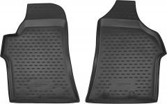 Коврики в салон для Hyundai H-1 '07- полиуретановые (Novline / Element) передние