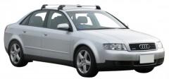 Багажник на крышу для Audi A4 '00-08, до края опоры (Whispbar-Prorack)