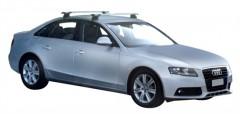 Багажник на крышу для Audi A4 '08-, сквозной (Whispbar-Prorack)