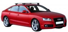Багажник на крышу для Audi A5 Sportback '07-, сквозной (Whispbar-Prorack)