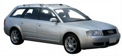 Багажник на рейлинги для Audi A6 Avant '97-05, вровень рейлинга (Whispbar-Prorack)