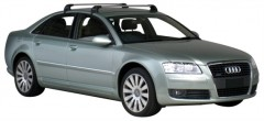 Багажник на крышу для Audi A8 '03-10, до края опоры (Whispbar-Prorack)