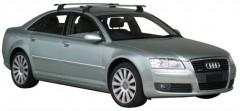 Багажник на крышу для Audi A8 '03-10, сквозной (Whispbar-Prorack)