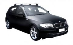 Багажник в штатные места для BMW 1 E87 '04-12, до края опоры (Whispbar-Prorack)