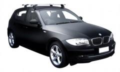 Багажник в штатные места для BMW 1 E87 '04-12, сквозной (Whispbar-Prorack)