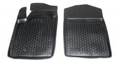Коврики в салон для Citroen Berlingo '97-07 полиуретановые, черные (L.Locker) передние