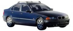Багажник на крышу для BMW 3 E36 '90-99, до края опоры (Whispbar-Prorack)