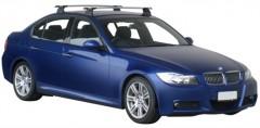 Багажник в штатные места для BMW 3 E90 '05-11, сквозной (Whispbar-Prorack)