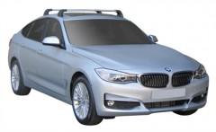 Багажник в штатные места для BMW 3 F34 GT '13-, до края опоры (Whispbar-Prorack)