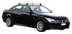 Багажник на крышу для BMW 5 E60 '03-10, до края опоры (Whispbar-Prorack)