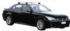 Багажник на крышу для BMW 5 E60 '03-10, сквозной (Whispbar-Prorack)